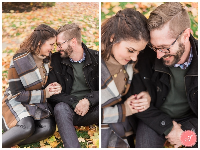 markham-unionville-fall-engagement-photos-7
