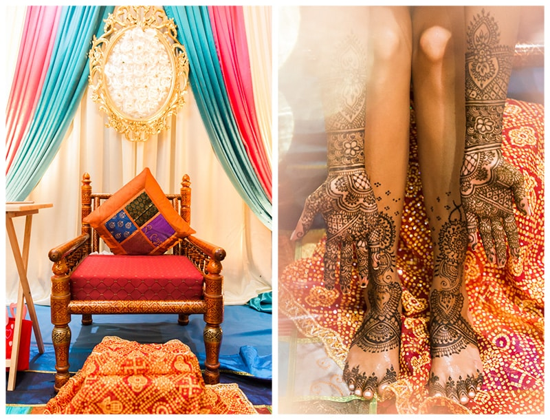 Toronto Ismaili Mehndi Party Pre Ceremony Wedding Photos