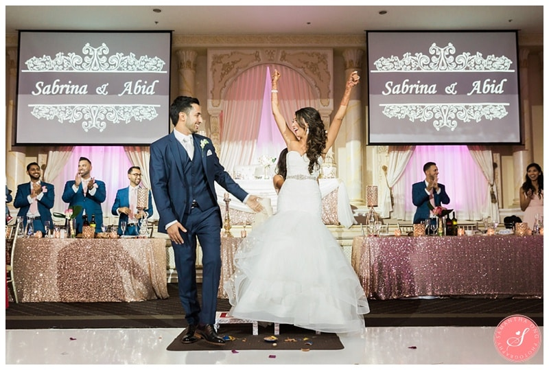 Toronto Ismaili Indian Wedding Photos at Paradise