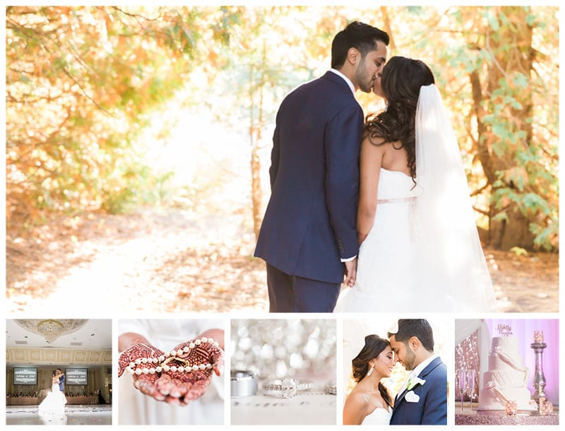 A Magical Ismaili Fall Wedding at Paradise Banquet Hall: Sabrina + Abid