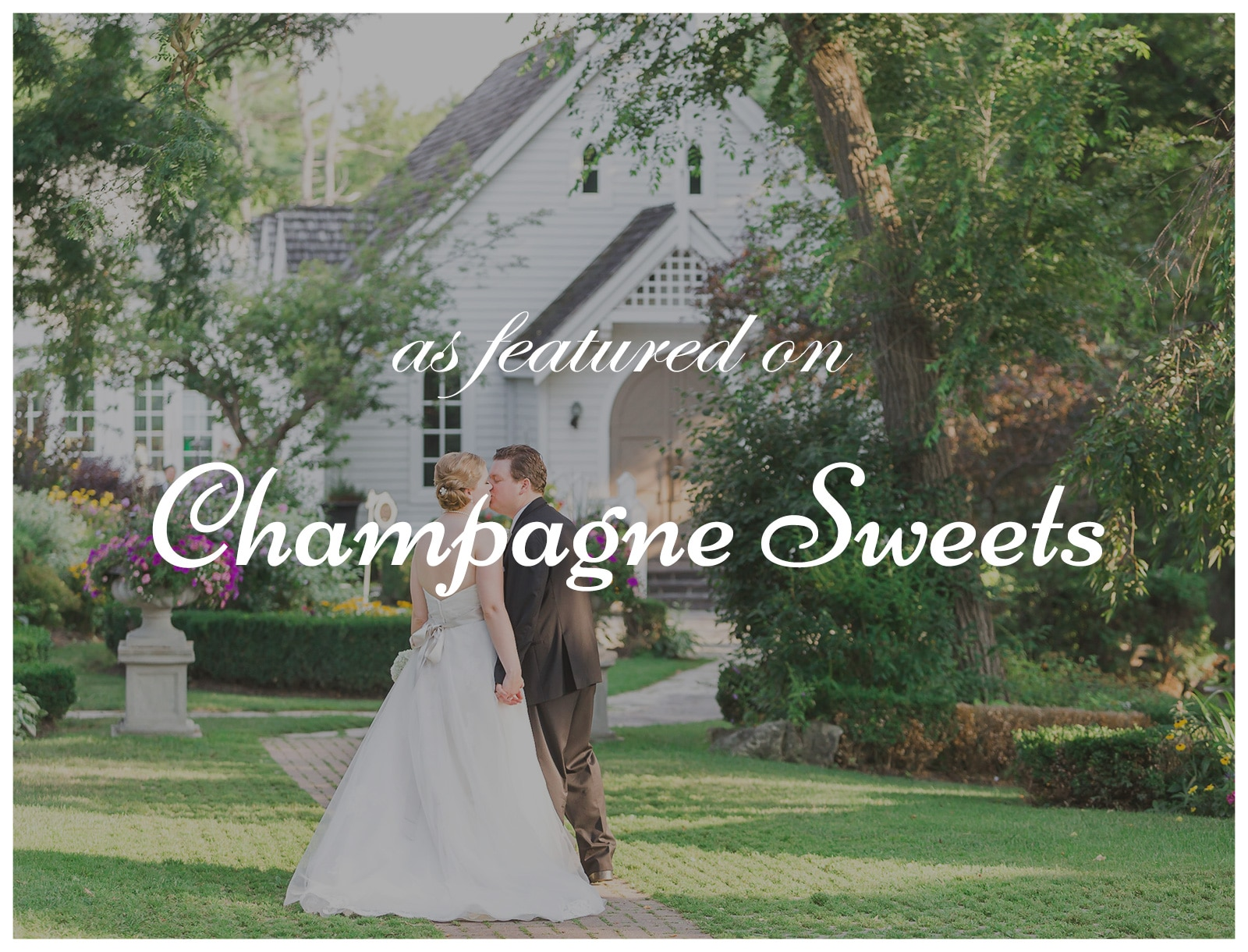 Featured on Champagne Sweets: Aislynn + Ryan Wedding