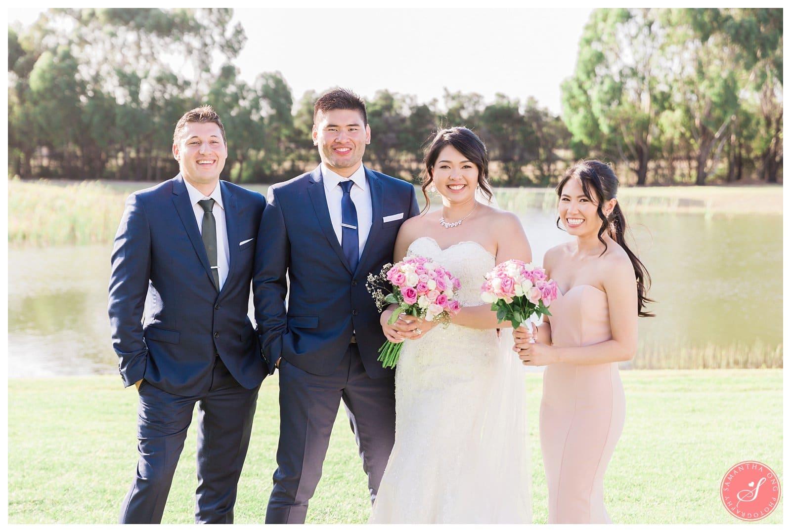 Nine Dragons Horse Club Wedding