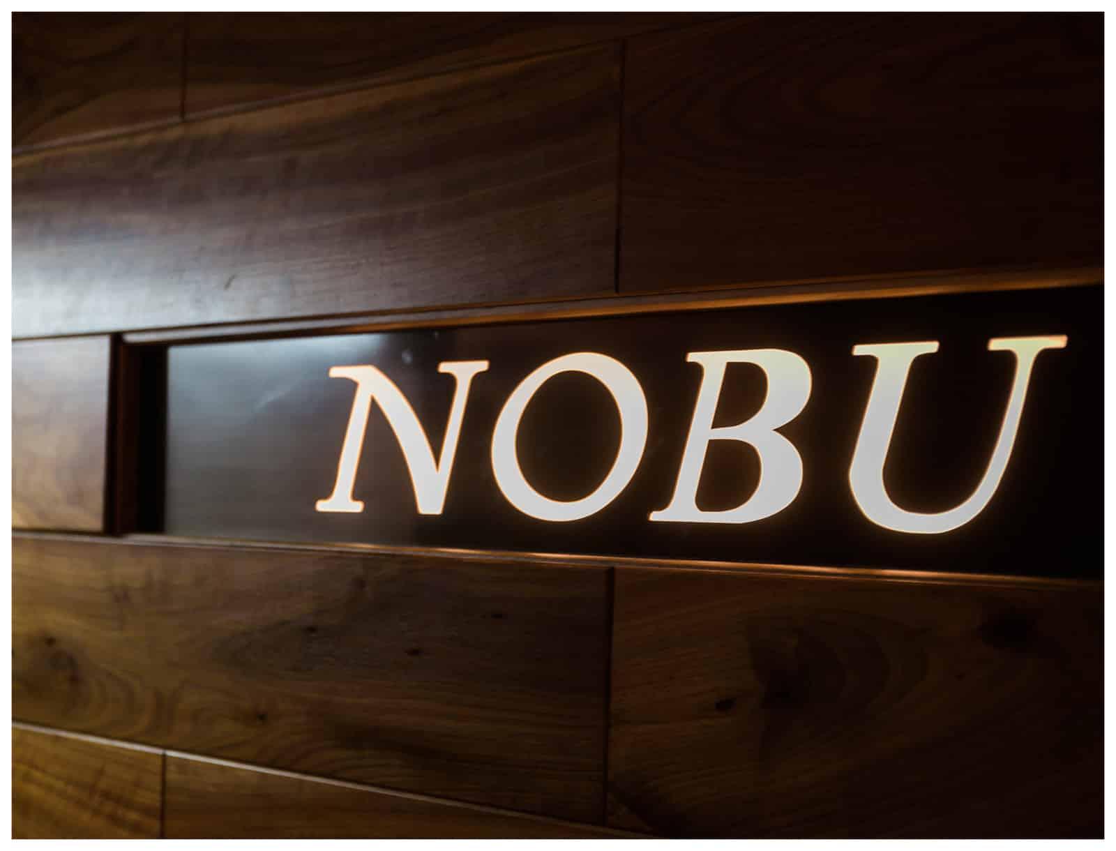 Nobu Melbourne Crown
