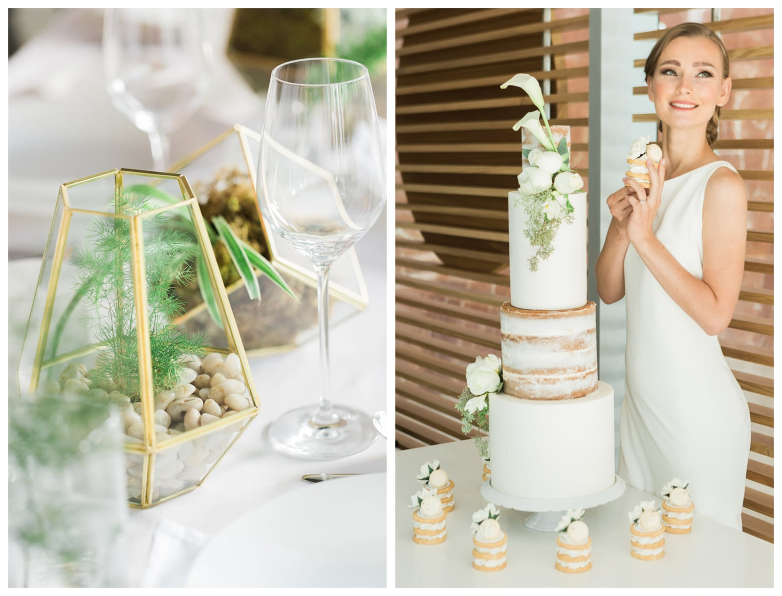 Toronto Fresh + Modern Wedding Photos: City Girl Chic