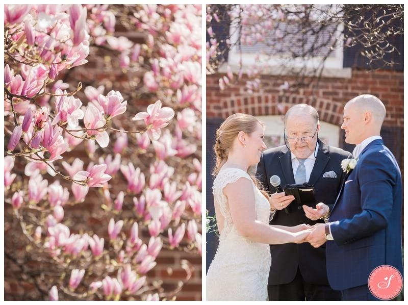 Niagara Pillar and Post Wedding Photos