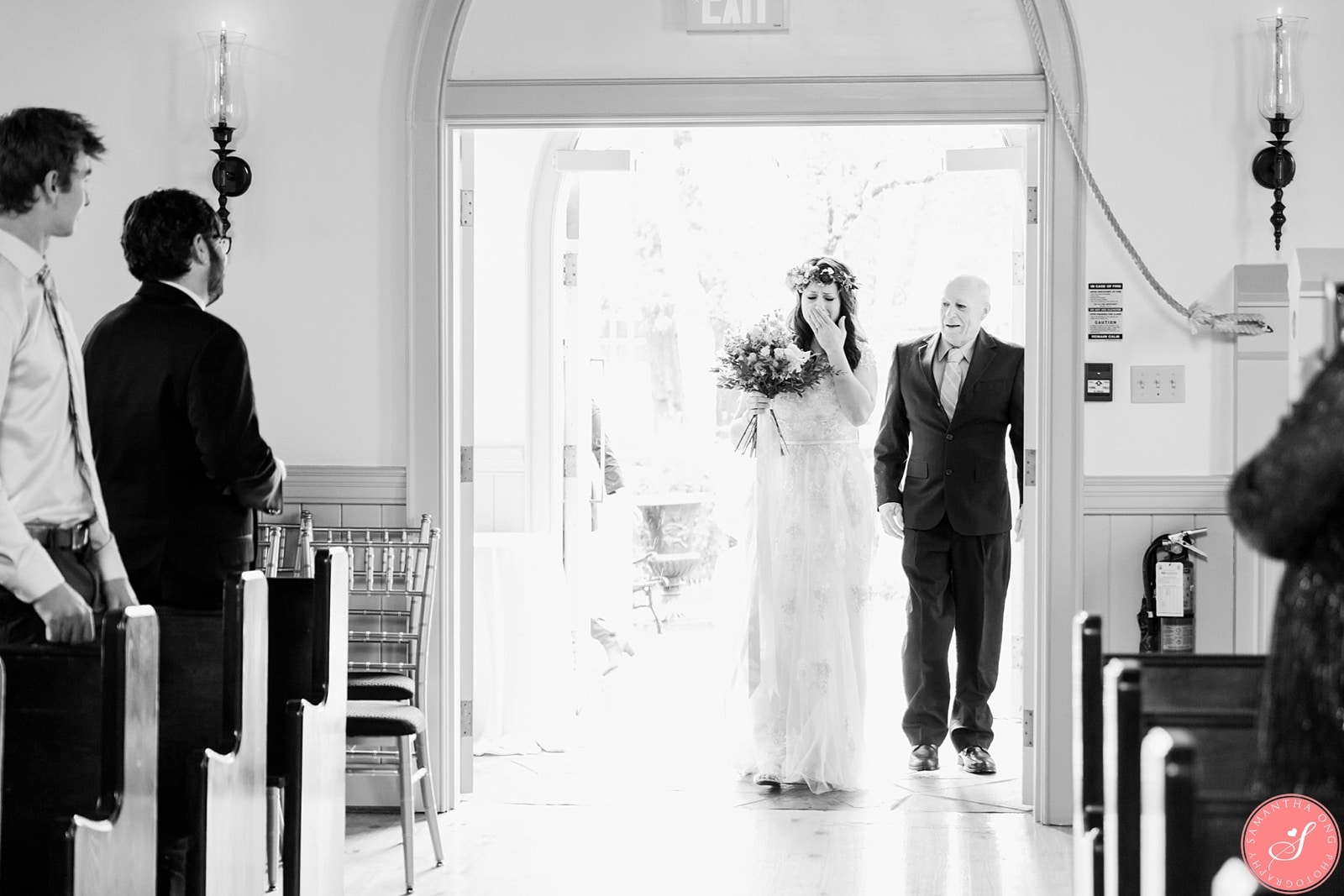 Doctor's House Spring Wedding Photos