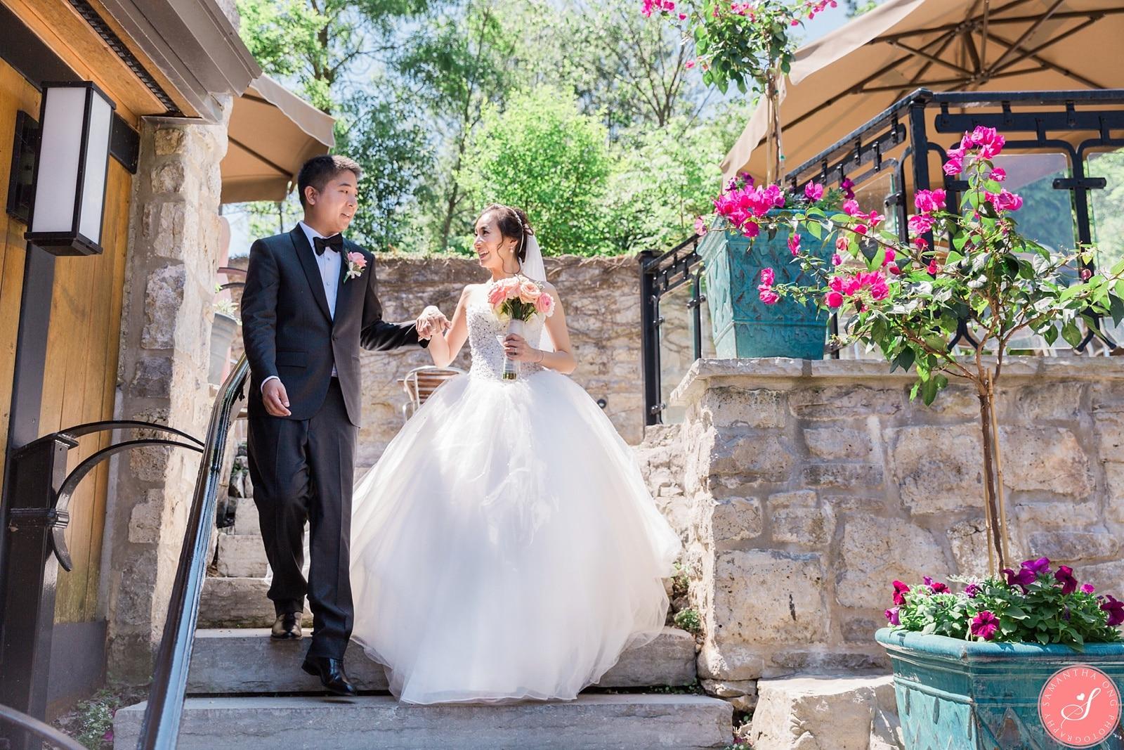Ancaster Mill Wedding Photos