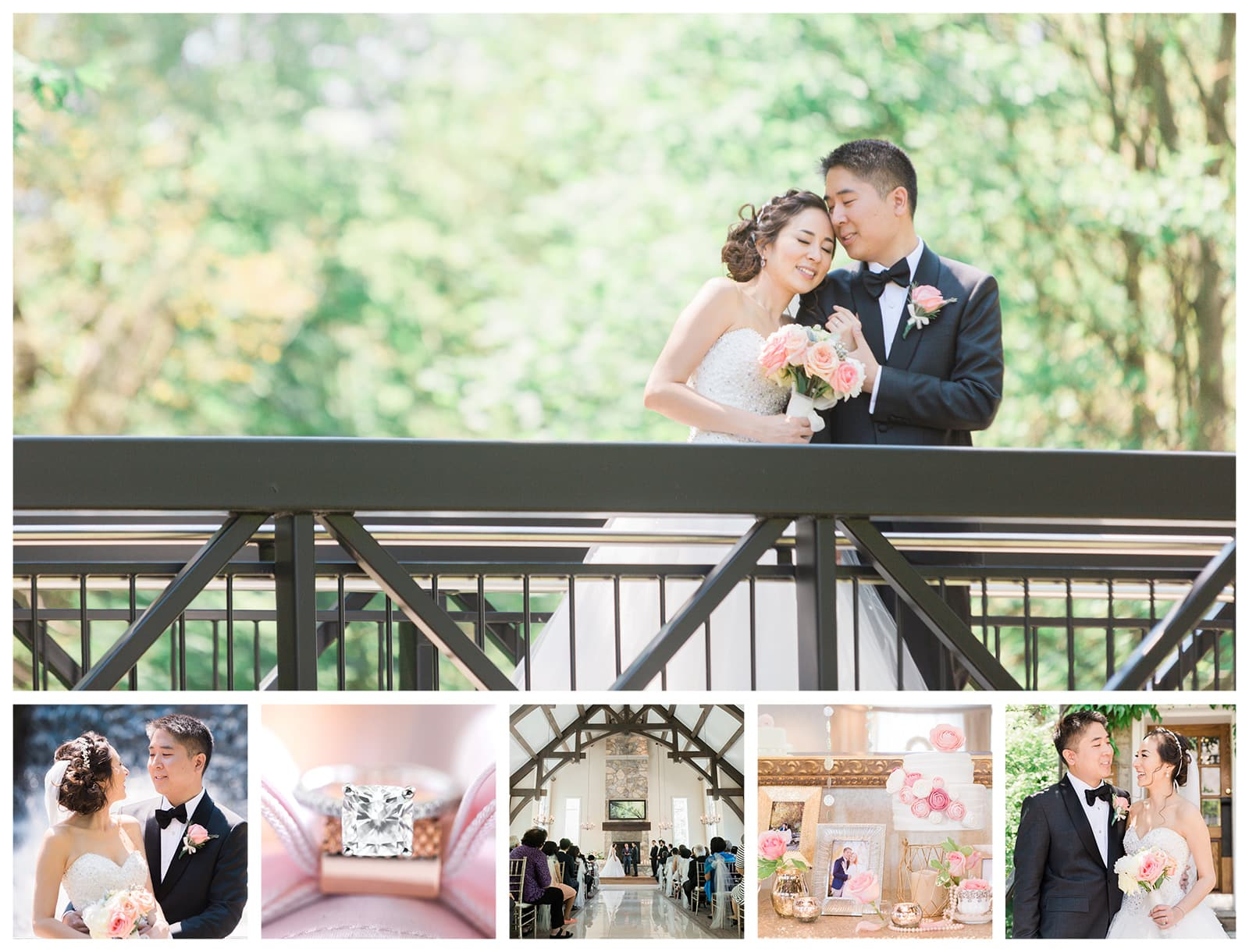A Sweet Ancaster Mill Wedding: Christie + Stanley