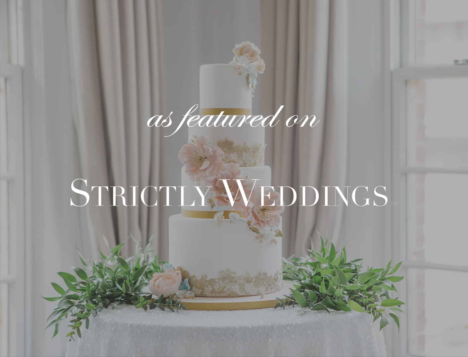 Featured on Strictly Weddings: Whimsical Disney Themed Wedding Inspiration