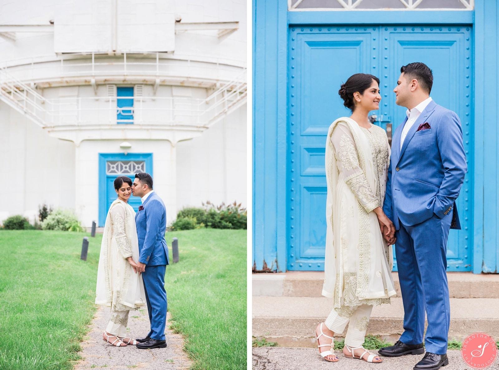 Richmond Hill Engagement Photography