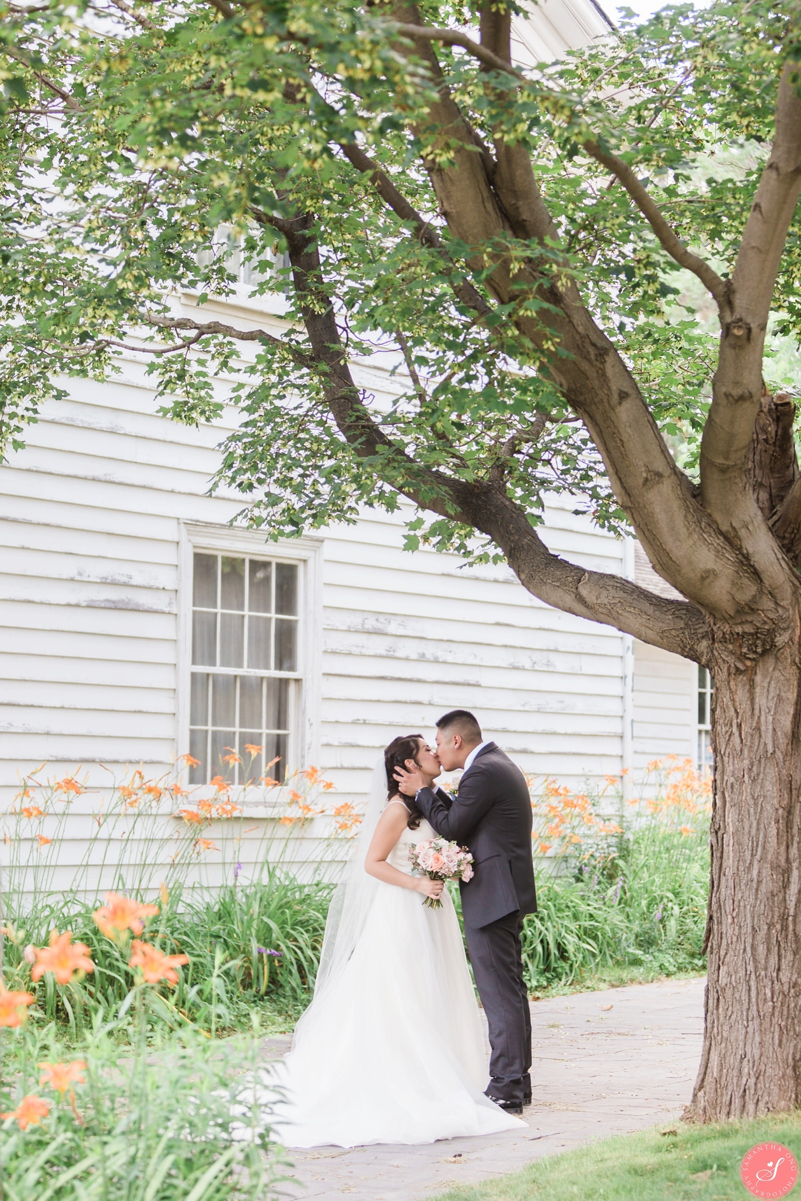 Toronto Black Creek Pioneer Village Wedding Photos