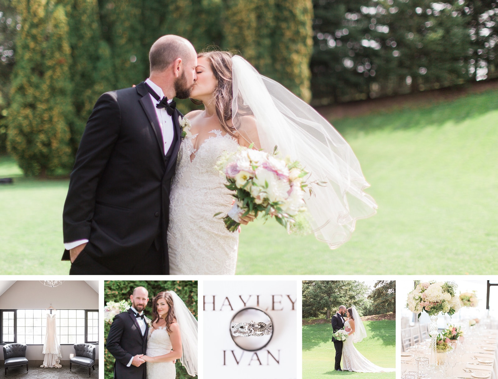Classic Jewish Wedding at The Manor in Kettleby: Hayley + Ivan