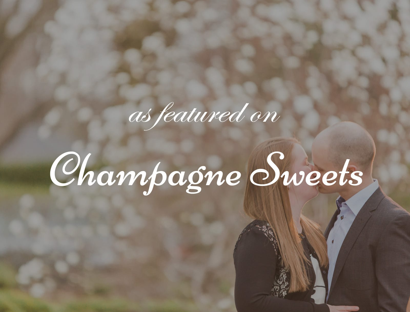 Featured on Champagne Sweets: McMaster University Engagement Session