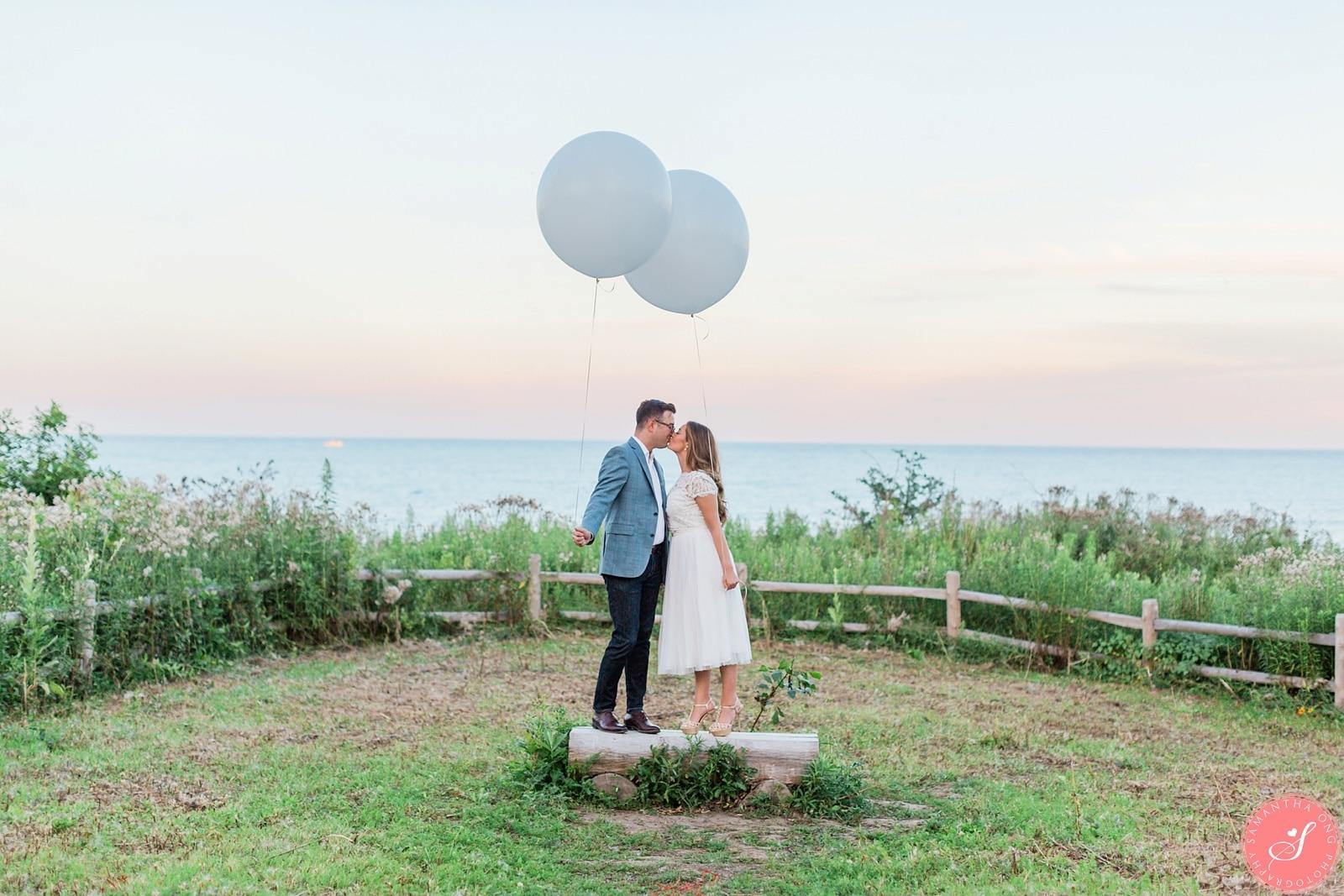 Pickering Engagement Photographer