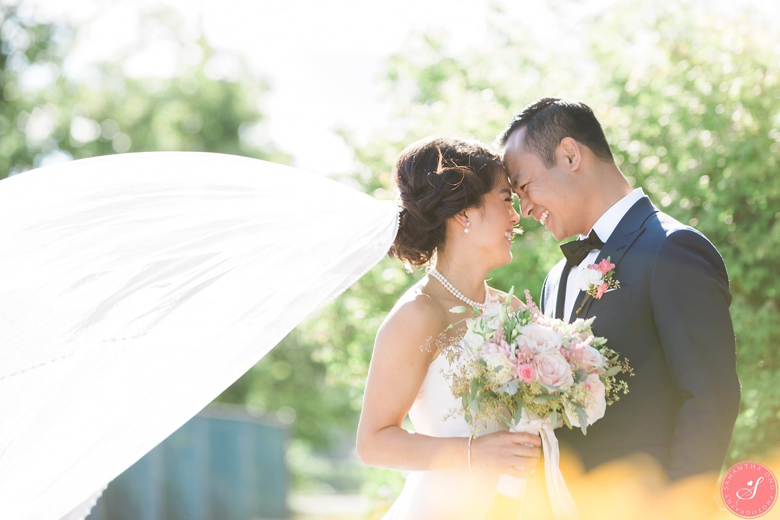 Richmond Hill Country Club Wedding Photos Traditional Romantic