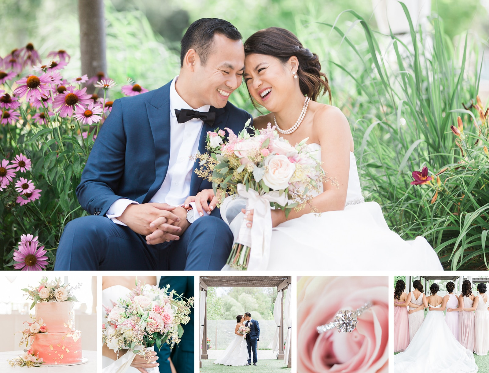Richmond Hill Country Club Wedding: Jocelyn + Jason