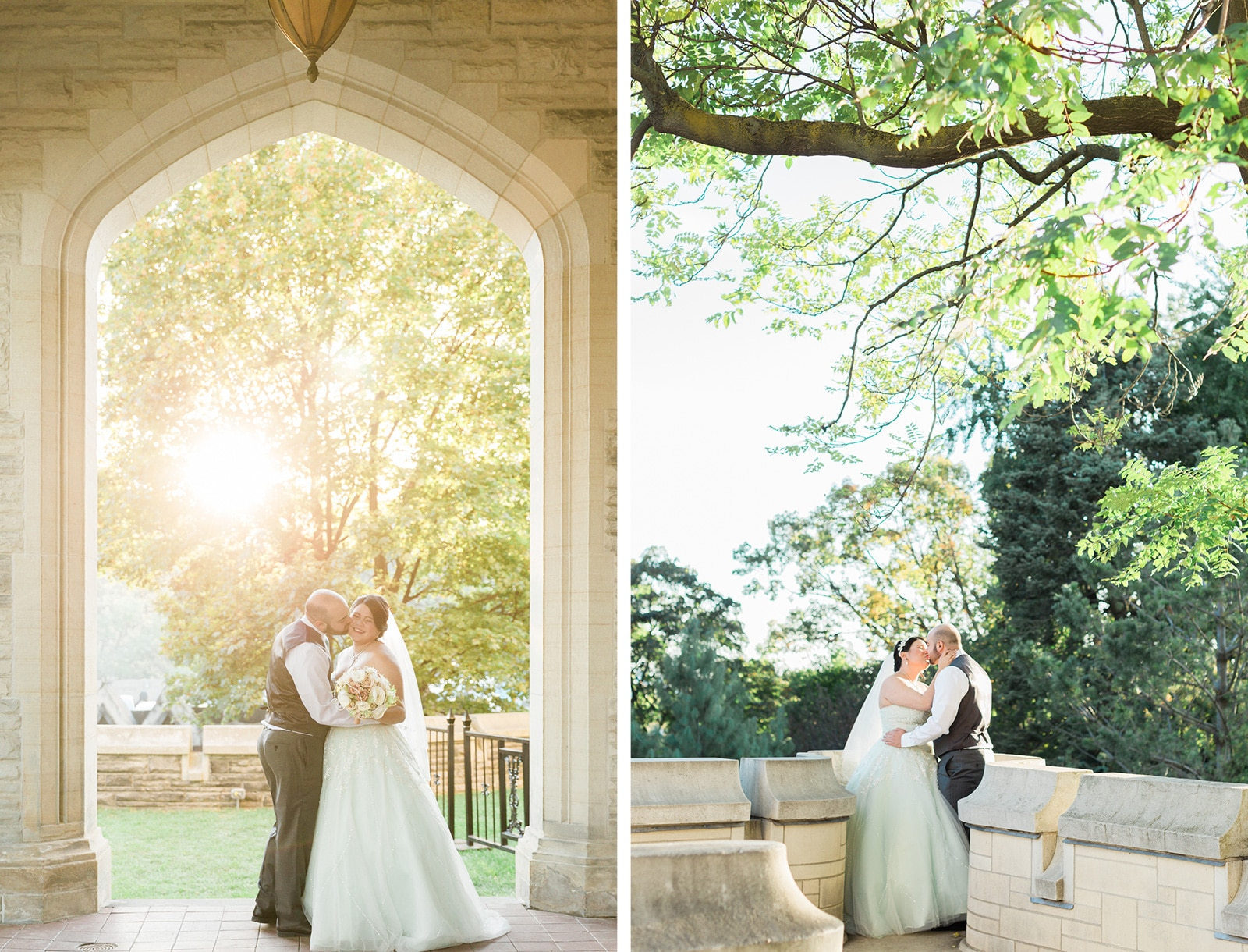 Magical Fairytale Wedding at Casa Loma in Toronto: Linda + Philip