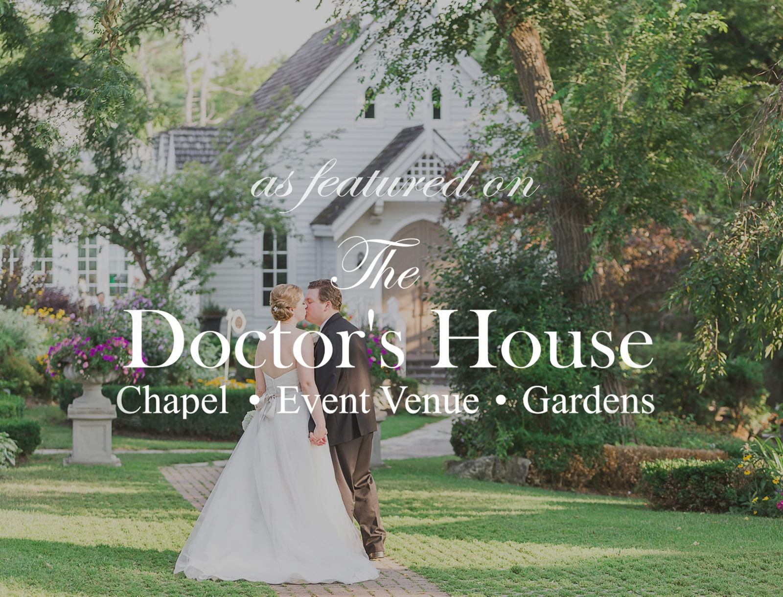 Doctor's House Real Wedding Promo
