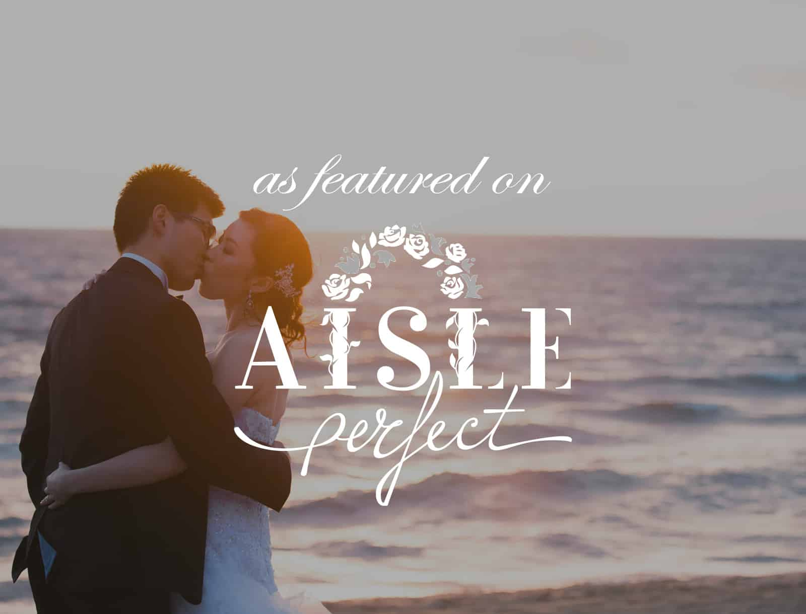 Featured on Aisle Perfect: Beautiful Australian Wedding