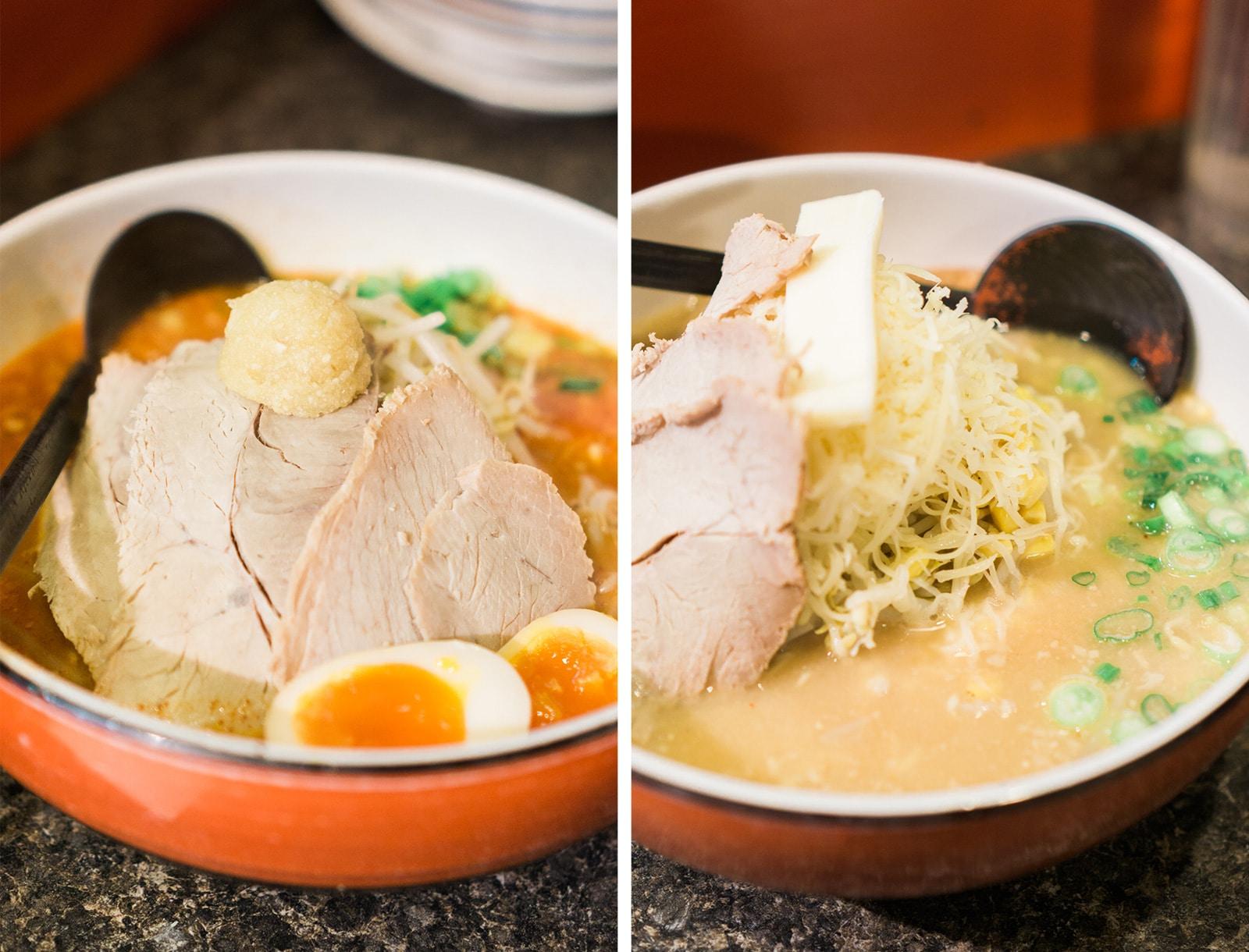Kintaro Ramen Review Vancouver Restaurants Japanese Food