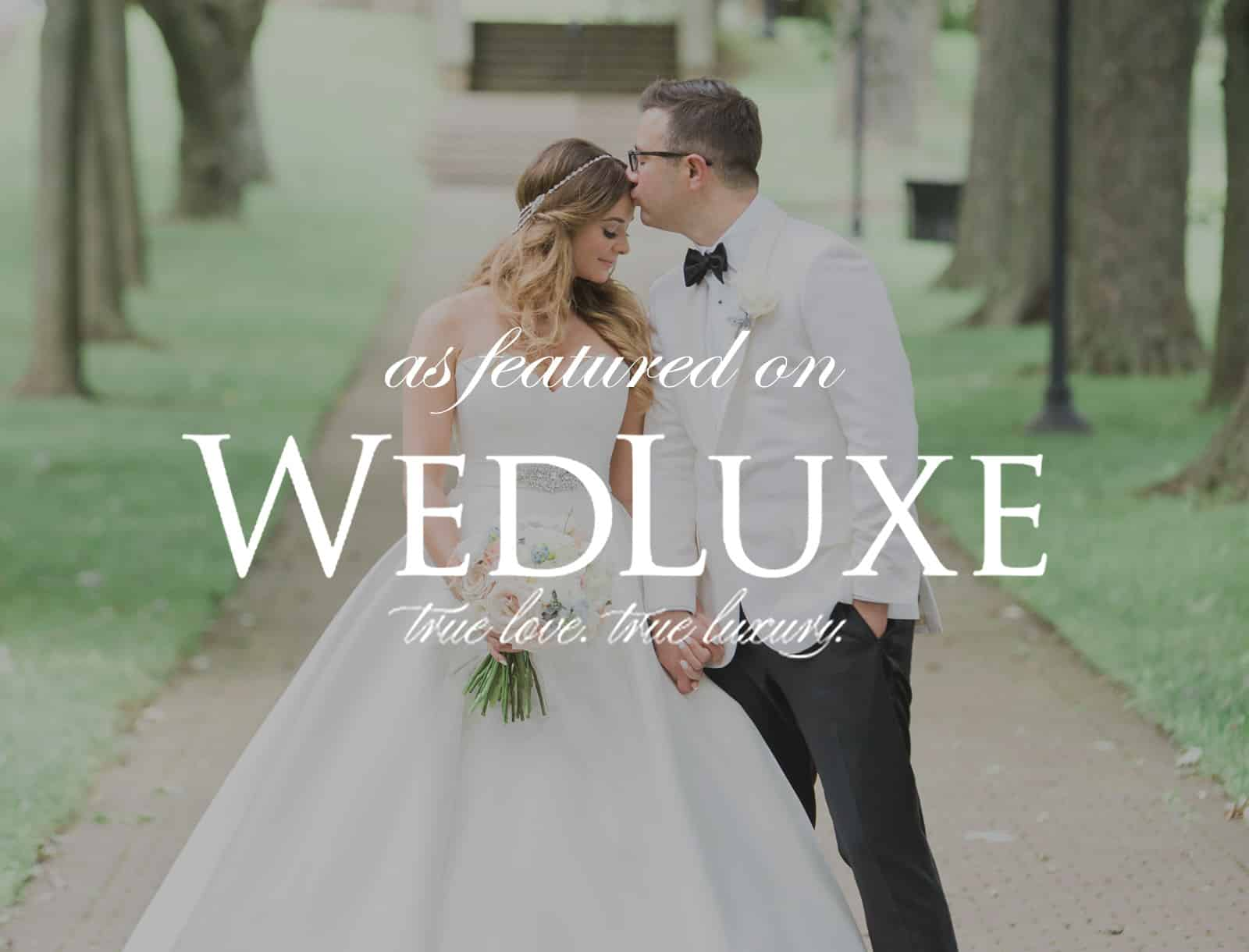 Featured on WedLuxe: Cherry Blossom Heaven
