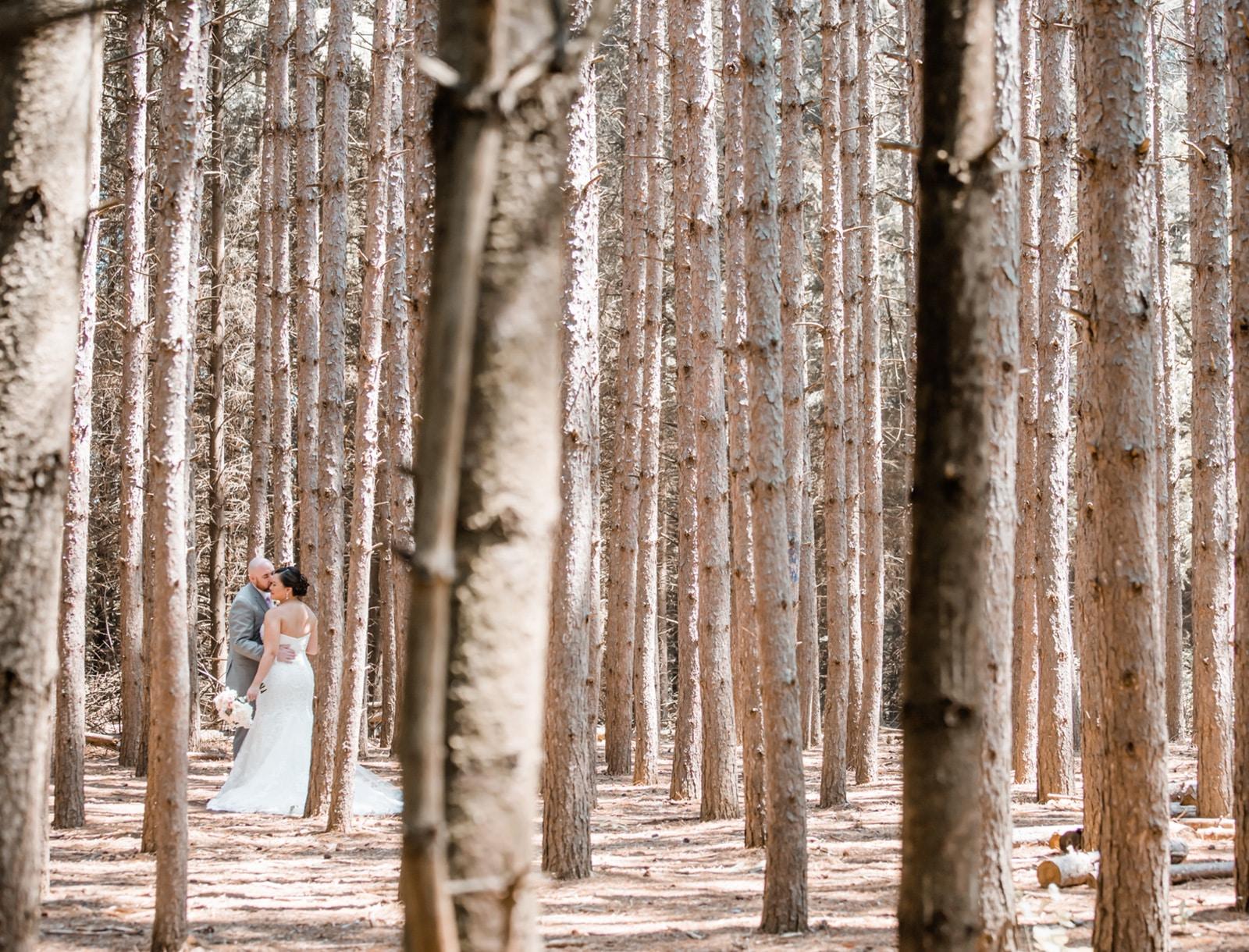 Toronto Venetian Wedding Photos: Samantha + Louchlyn