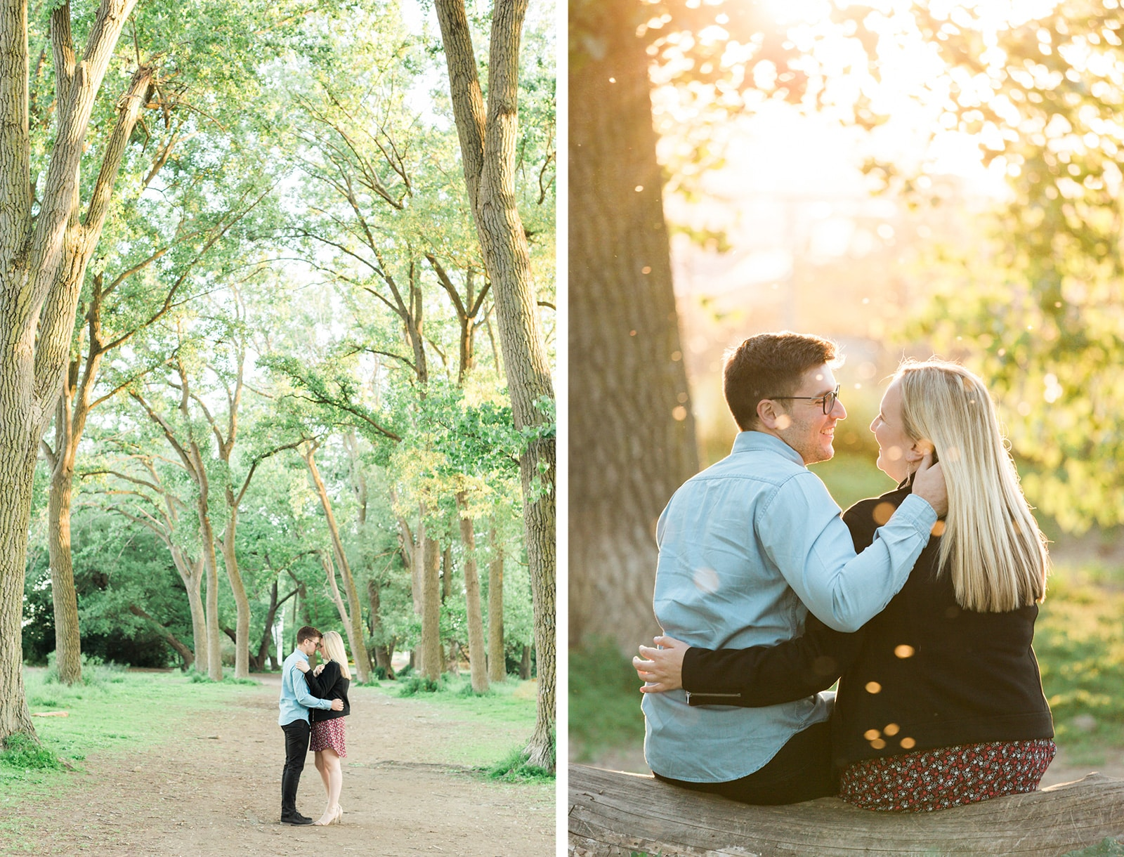 A Sweet Anniversary Session: Marley + Javier