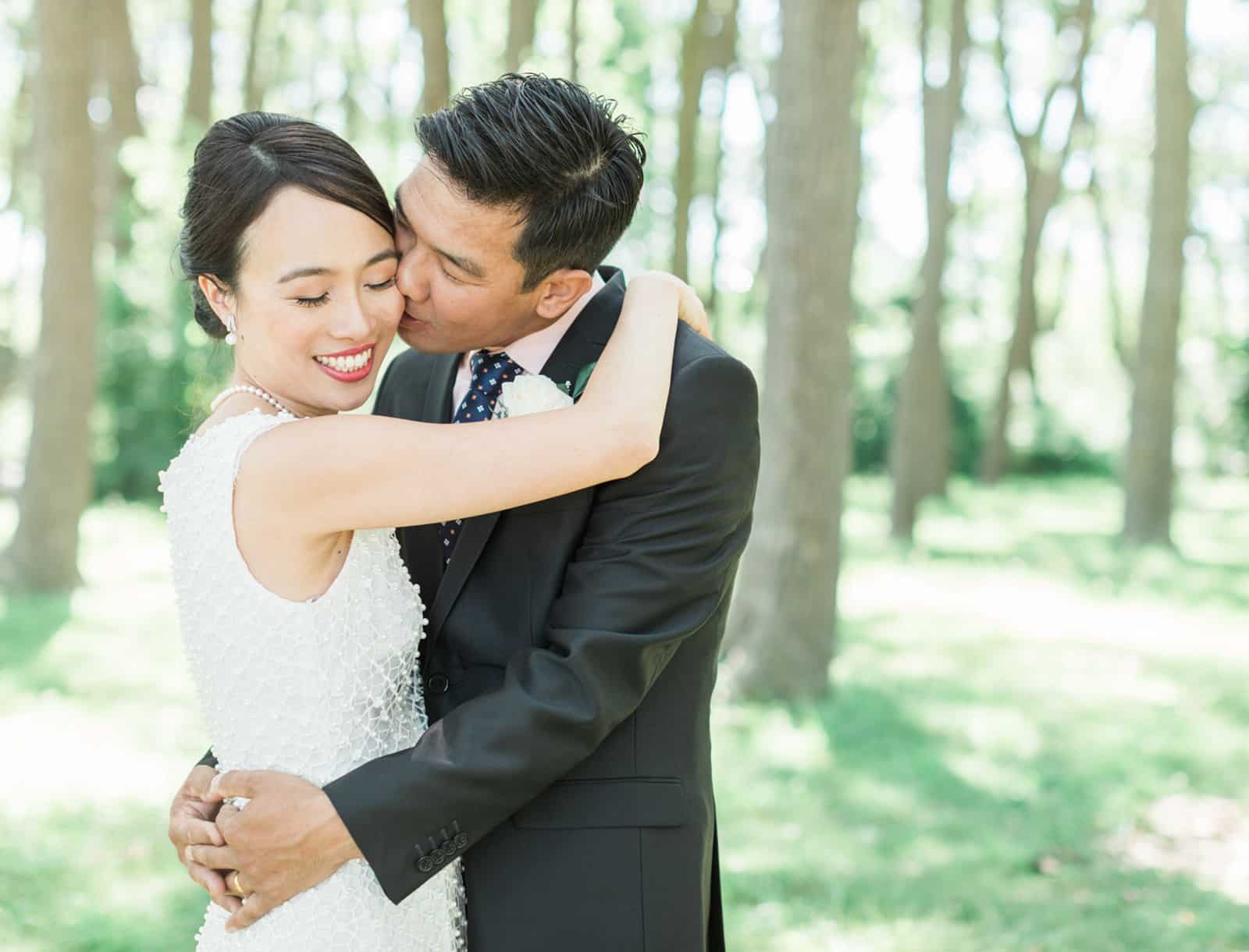 Downtown Toronto Tibetan and Chinese Wedding at Canoe: R + P