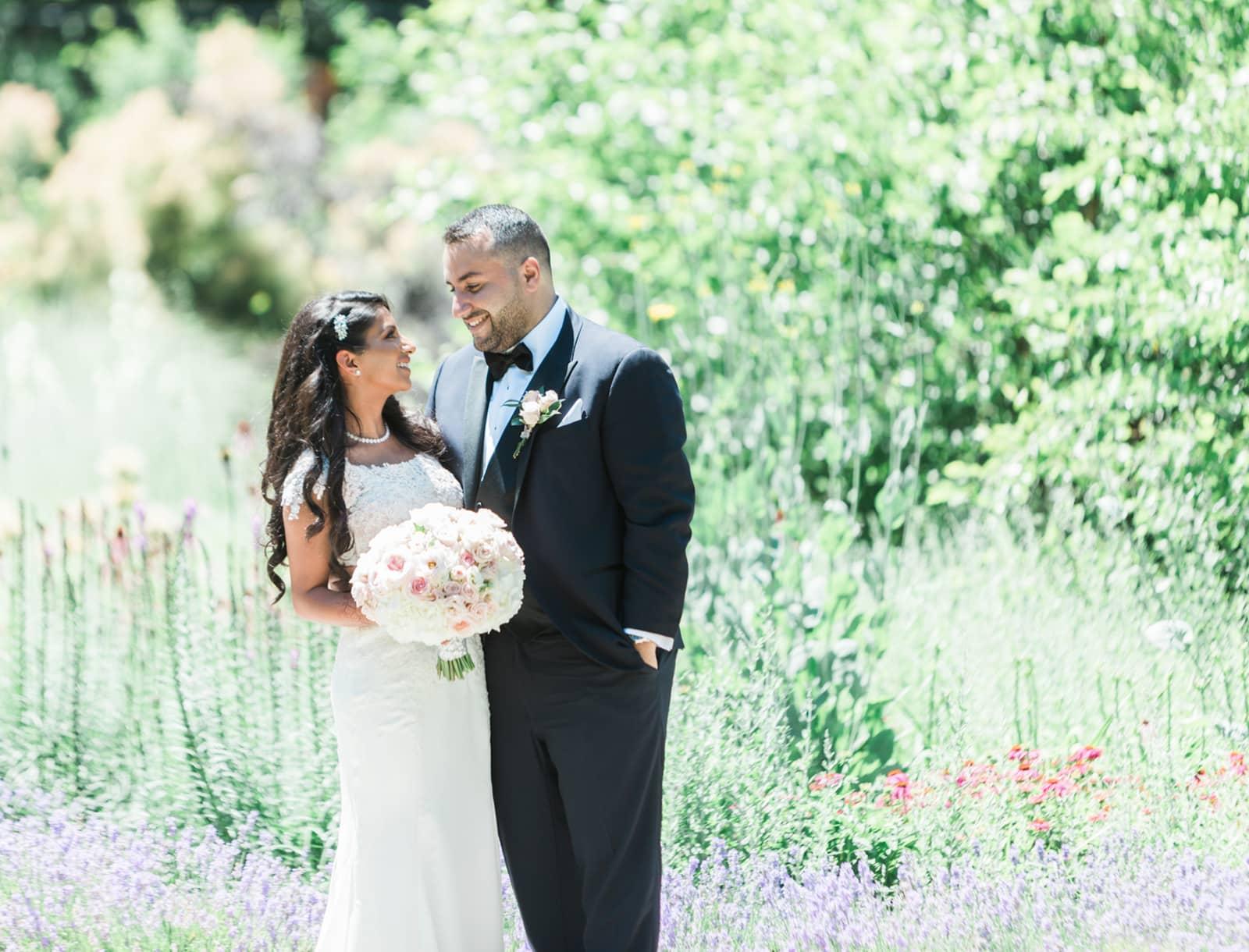 Classic Ismaili Indian + Lebanese Fusion Wedding: Rusana + Samer