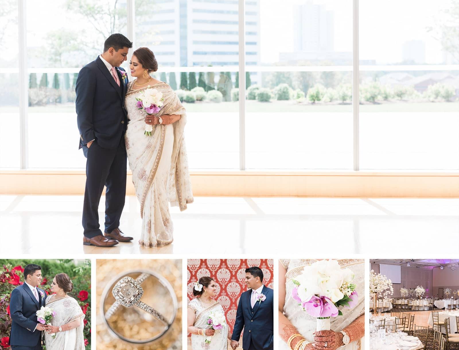 Toronto Ismaili Centre & Chateau Le Jardin Wedding: Anum + Hussain