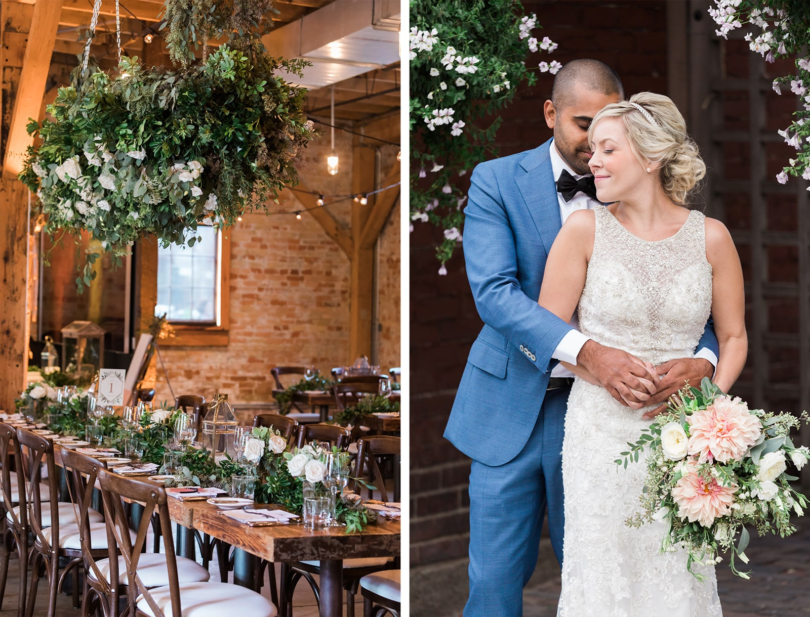 Intimate & Contemporary Wedding at Archeo: Tara + Drew