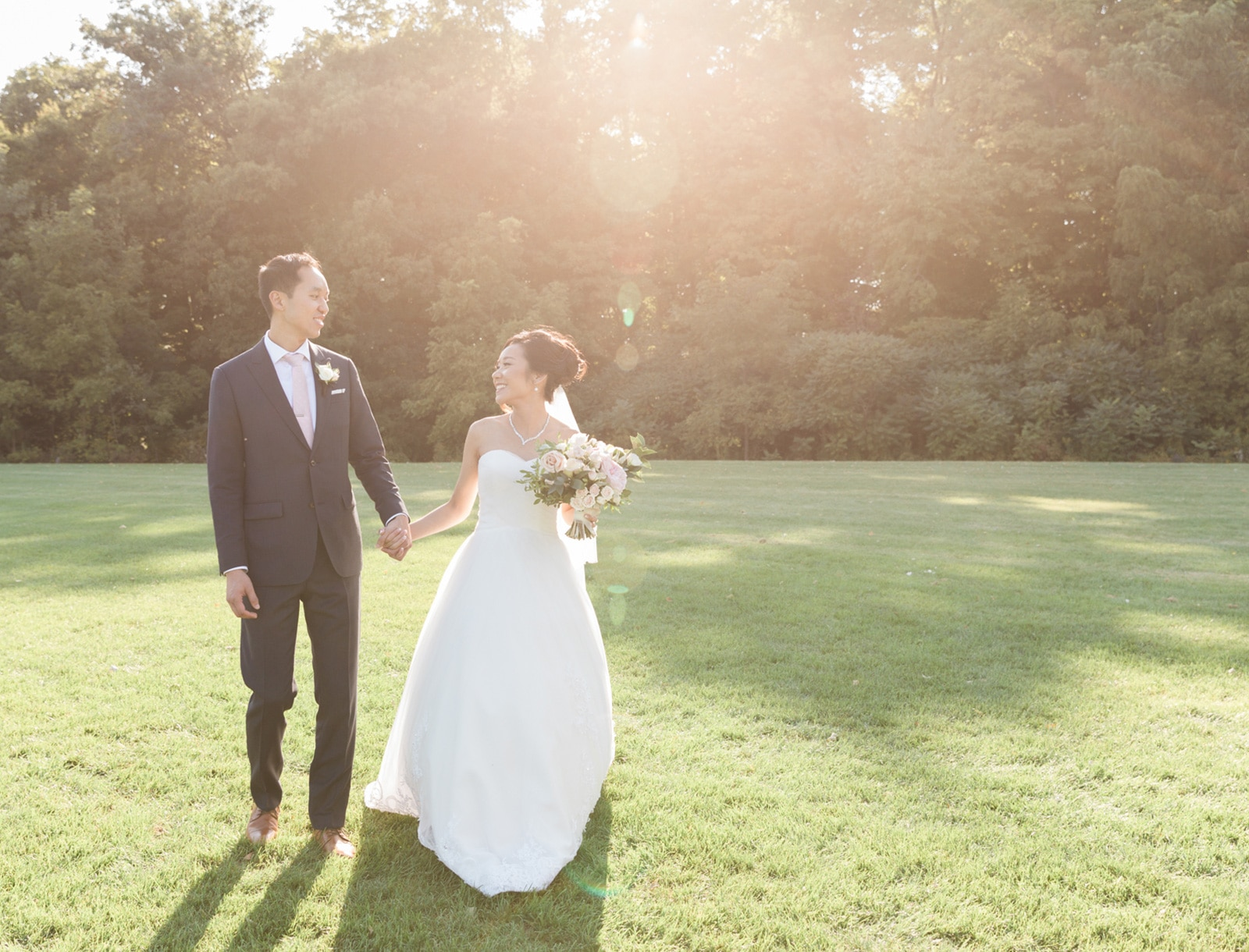 Sweet Church + Chateau Le Parc Wedding: Joelle + Ernest