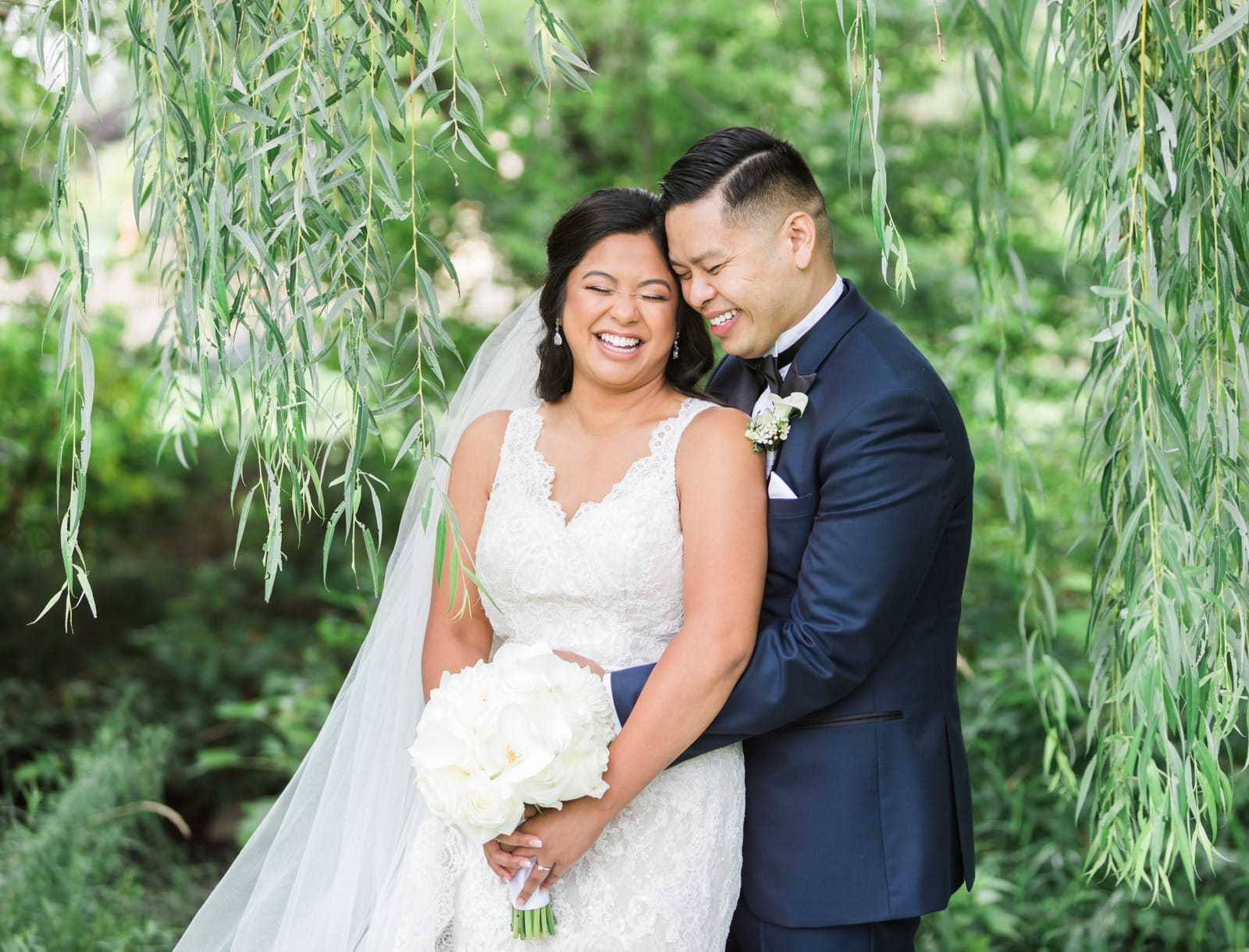 Beautiful Filipino Fontana Primavera Wedding: Kristine + Andre