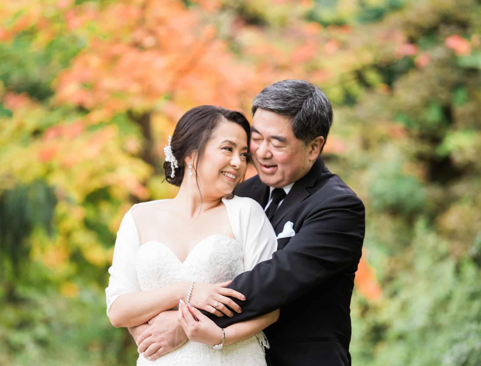 Toronto Estates of Sunnybrook Fall Wedding