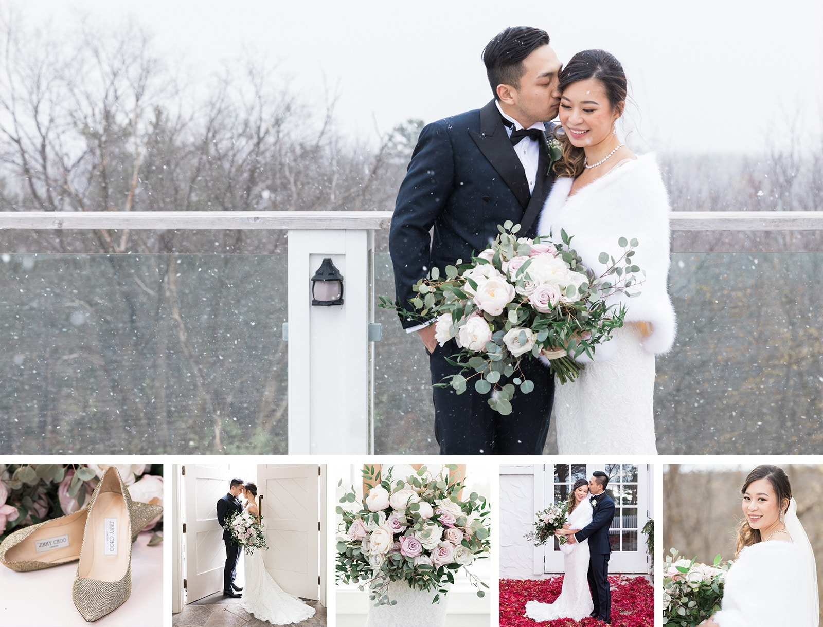 Wintery Chinese Wedding at The Doctor's House: Natalie + Charlie