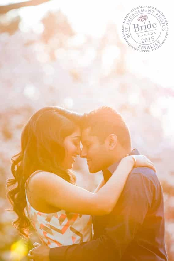 Bride Canada Best Engagement Photographers