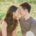 Niagara-Cherry-Blossom-Romantic-Engagement-Photos-1