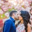 Toronto-Spring-Cherry-Blossom-Romantic-Engagement-Photos-1