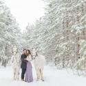 Toronto Engagement Winter Photo Locations