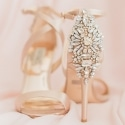 Badgley Mischka Wedding Shoes Toronto